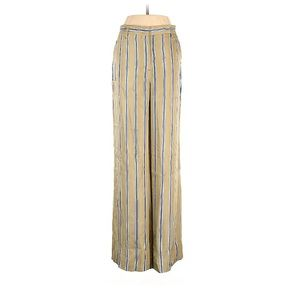 Dorothee Schumacher green high waist striped pants